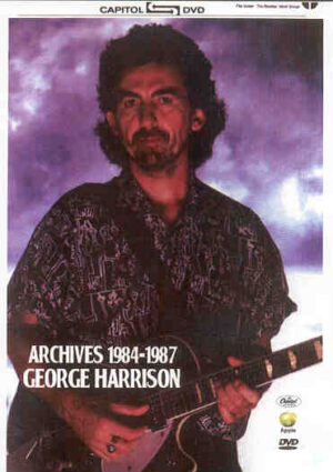 DVD George Harrison - George Harrison's Archives 1984 - 1987