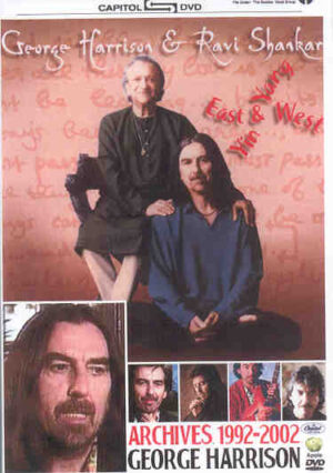 DVD George Harrison - George Harrison's Archives 1992 - 2002