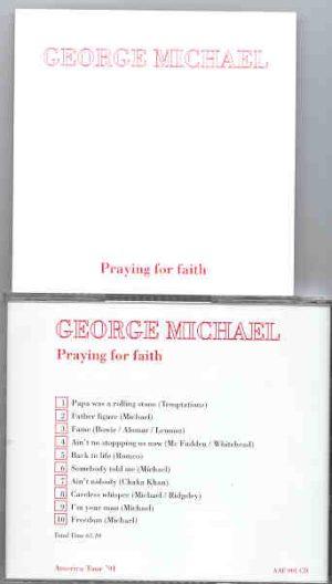 George Michael - Praying For Faith