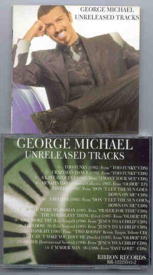 George Michael - Unreleased Tracks