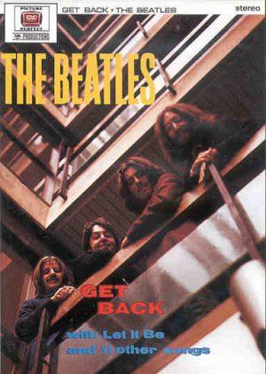 DVD The Beatles - Winter Of Discontent & Get Back ( 2 DVD SET )