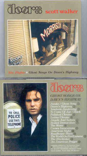 The Doors - Ghost Songs On Down's Highway  ( Scott Walker )