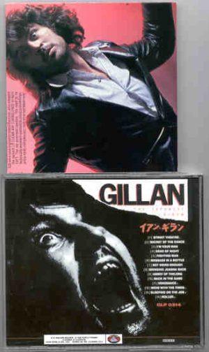 Deep Purple - Gillan Japanese Album
