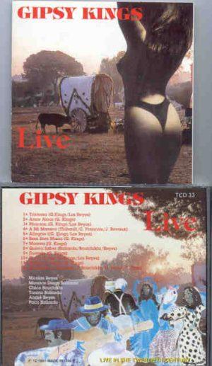 Gipsy Kings - Live !  ( Templar - Great Dane )