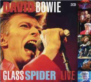 David Bowie - Glass Spider Live  ( 2 CD!!!!! ) ( November 7th & 9th , Sydney , Australia )