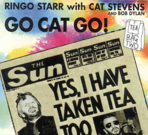 Cat Stevens - Go Cat Go ! ( With Ringo Starr )