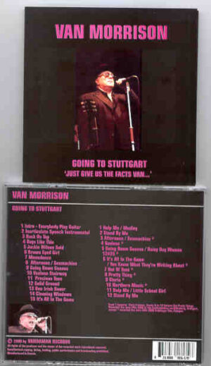 Van Morrison - Going To Stuttgart ( 2 CD!!!!! SET )