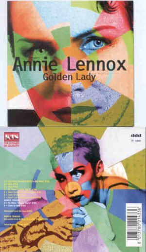 Eurythmics - Golden Lady ( Annie Lennox Live on Tour 1995 ) ( KTS )