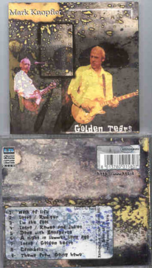Dire Straits - Golden Tears ( KTS ) ( Mark Knopfler Live at The Colston Hall , Bristol , UK , 1996 )