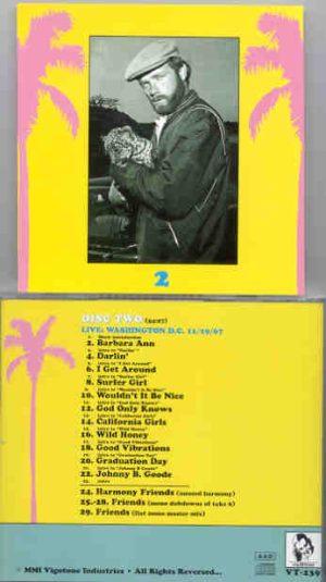 The Beach Boys - Goodbye Surfing , Hello God - Disc 2     ( Vigotone )