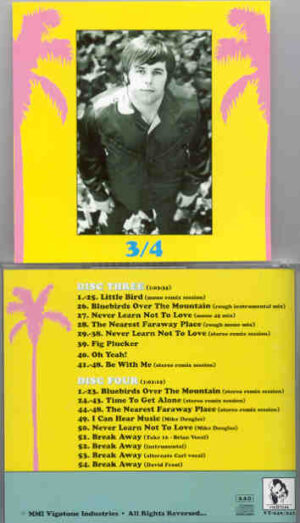 The Beach Boys - Goodbye Surfing , Hello God - Disc 3/4  ( Vigotone )
