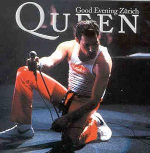 Queen - Good Evening , Zurich ( live At Hallenstadium , Zurich , Switzerland , April 16th , 1982 )