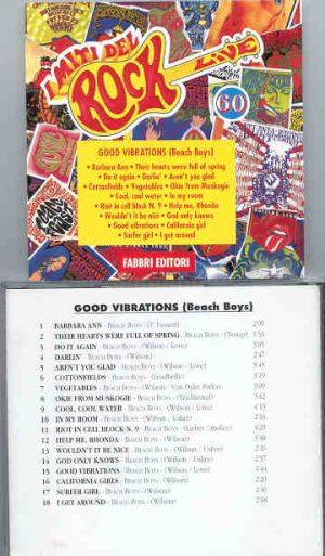 The Beach Boys - Good Vibrations  ( Curcio Edittori )
