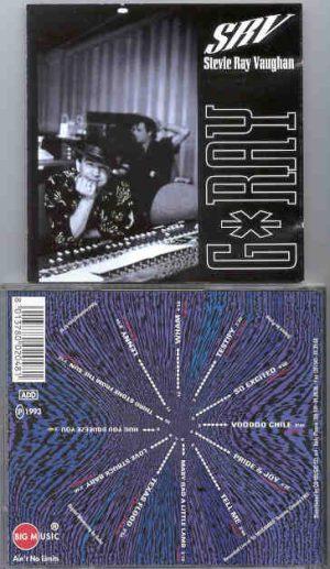 Stevie Ray Vaughan - G ray ( Big Music ) ( Live at El Mocambo , Montreal , Canada , 1983 )
