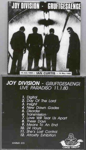Joy Division - Gruftgesaenge  ( Live Paradiso 11-1-80 )