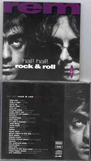R.E.M. - Hail Hail Rock' N ' Roll Vol. 1