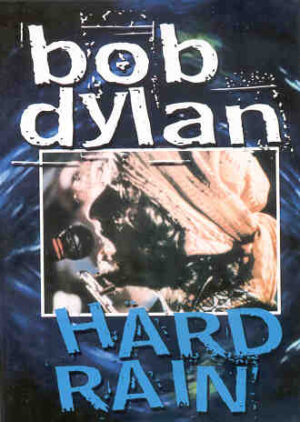 DVD Bob Dylan - Hard Rain ( TV Special 1976 , plus Bonustracks footage 1965 - 1969 )