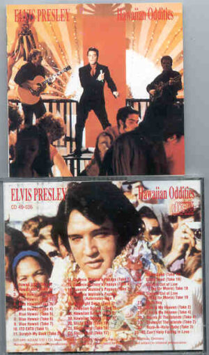 Elvis Presley - Hawaiian Oddities