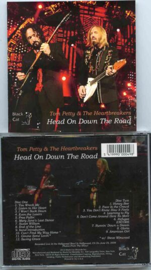 Tom Petty - Head On Down The Road ( 2 CD!!!!! ) ( Live At The Hollywood Bowl , CA , USA ,  June 25th , 2008 )