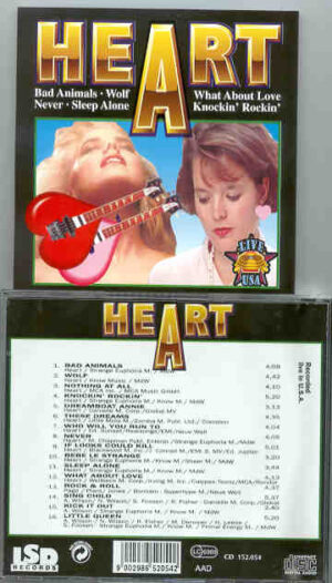 Heart - Live In USA