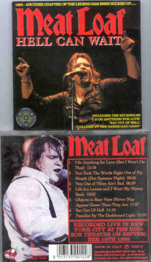 Meat Loaf - Hell Can Wait ( Great Dane - Red Phantom )