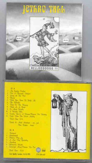 Jethro Tull - Helloooooooo !!!! ( 2 CD!!!!! SET )