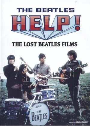 DVD The Beatles - Help ! The Lost Films  ( Misterclaudel )