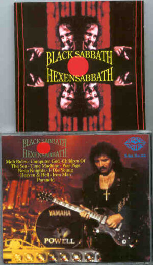 Black Sabbath - Hexensabbath ( Soundboard Live Place Unknown )