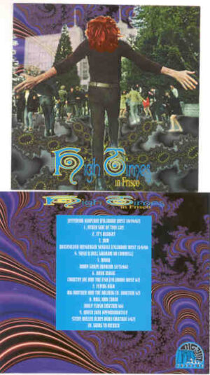 Various Artists - High Times In Frisco ( With Jefferson Airplane , Big Brother & The Holding Co , Country Joe )