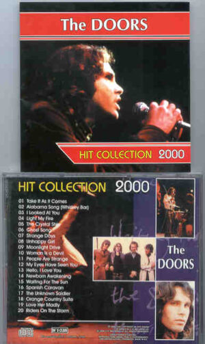 The Doors - Hit Collection 2000