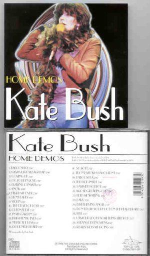 Kate Bush - Homes Demos  ( Swingin' Pig )