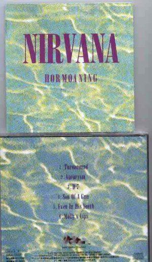 Nirvana - Hormoaning ( Jap Release )