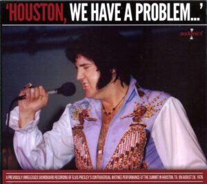Elvis Presley - Houston We Have a Problem ( Soundboard at The Summit Houston , August 28th , 1976 Matinee Performance )