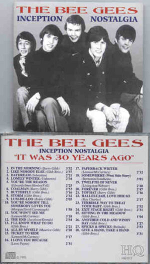 The Bee Gees - Inception Nostalgia