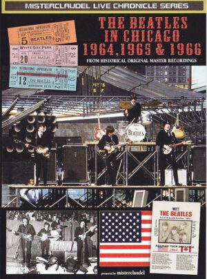 DVD The Beatles - In Chicago  ( Misterclaudel )