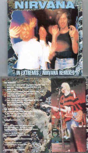 Nirvana - In Extremis ( The Remixes )