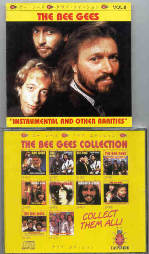 The Bee Gees - Instrumentals And Other rarities