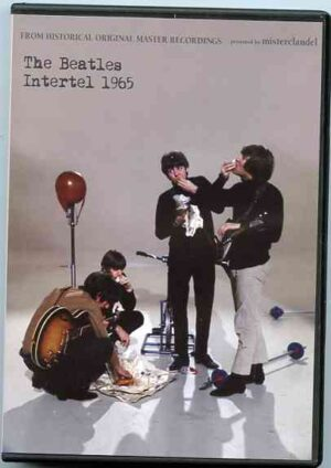 DVD The Beatles - Intertel 1965 ( From Original Master Recordings )  ( Misterclaudel )