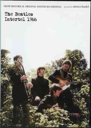 DVD The Beatles - Intertel 1966 ( From Original Master Recordings )  ( Misterclaudel )