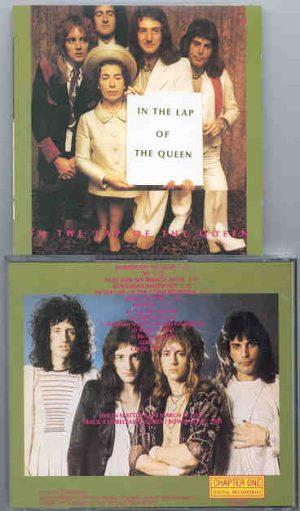 Queen - In The Lap Of The Queen ( Chapter One Recs. )