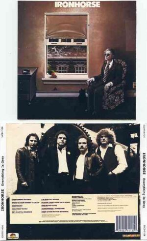 Bachman Turner Overdrive - Iron Horse ( Randy Bachman's Band ) Everything Is Grey ( Original Album on CD )