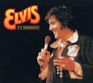 Elvis Presley - It's Midnight ( Soundboard Live at Las Vegas Hilton , August 24th , 1974 )