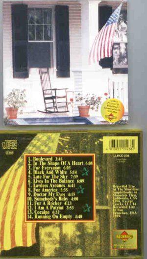 Jackson Browne - I Am A Patriot ( Living Legend ) ( Mountain View , CA , USA , 1986 )