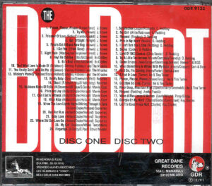 James Brown - The BIG BEAT ( 2 CD!!!!! set w / Marvin Gaye - Bo Diddley-O. Redding ) ( Great Dane )