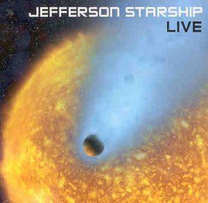 Jefferson Airplane - Jefferson Starship Live ( 2 CD!!!!! SET ) ( Huntington , NY , USA , June 7th , 2003 )
