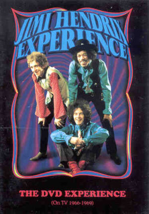 DVD Jimi Hendrix - The DVD Experience