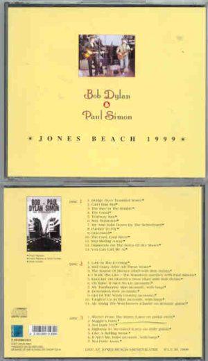Simon & Garfunkel - Jones Beach 1999 ( With Bob Dylan ) ( 3 CD SET ) ( Jones Beach Amphitheatre , July 30th , 1999 )
