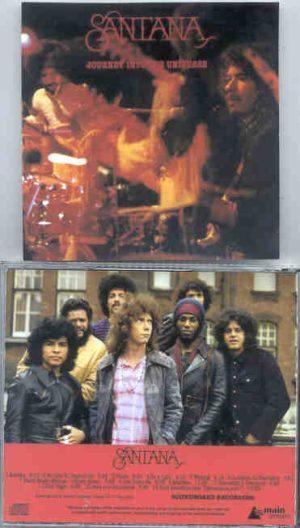 Santana - Journey Into The Universe ( Denver Coliseum , Denver , CO , USA , September 28th 1971 )