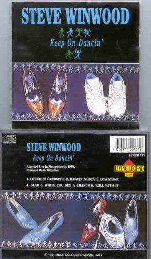 Traffic - Keep On Dancin' ( Live in Massachusetts , 1989 ) ( Living Legend )