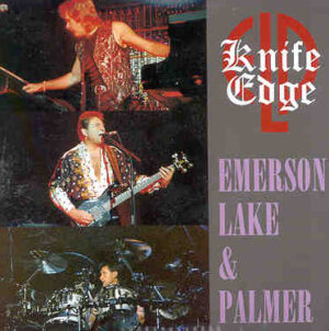 Emerson , Lake & Palmer - Knife Edge ( 2 CD!!!!! set ) ( Live in Westbury , New York , September 14th , 1977 )